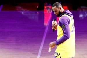 LeBron James eligió el número 2 de Gianna Bryant y no el 24 de Kobe para el Juego de Estrellas