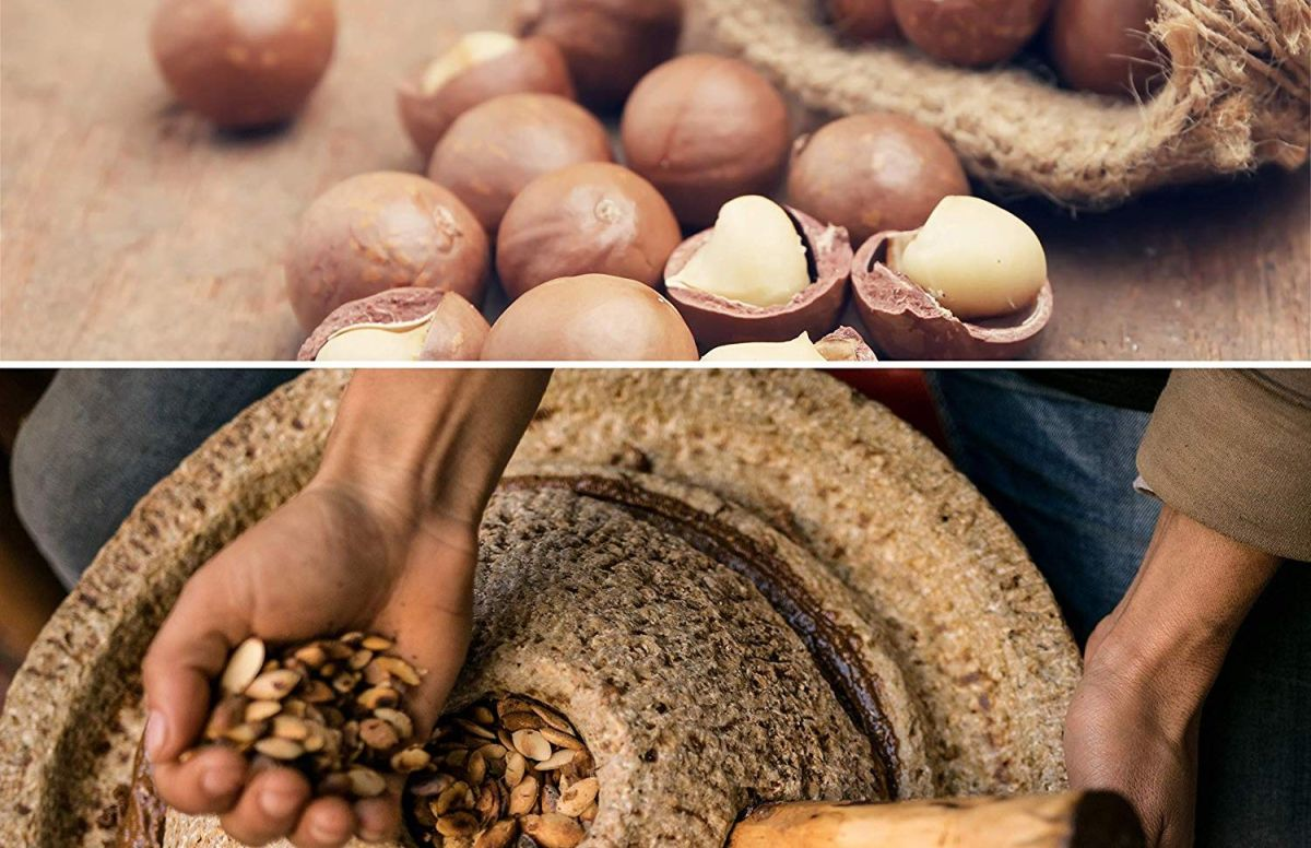 4 tratamientos para mejorar la salud del cuero cabelludo hechos a base de nuez de macadamia