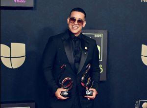 Daddy Yankee, el ganador definitivo de Premios Lo Nuestro