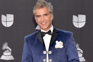Alejandro Fernández confiesa que fue difícil ver casándose a su hija Camila