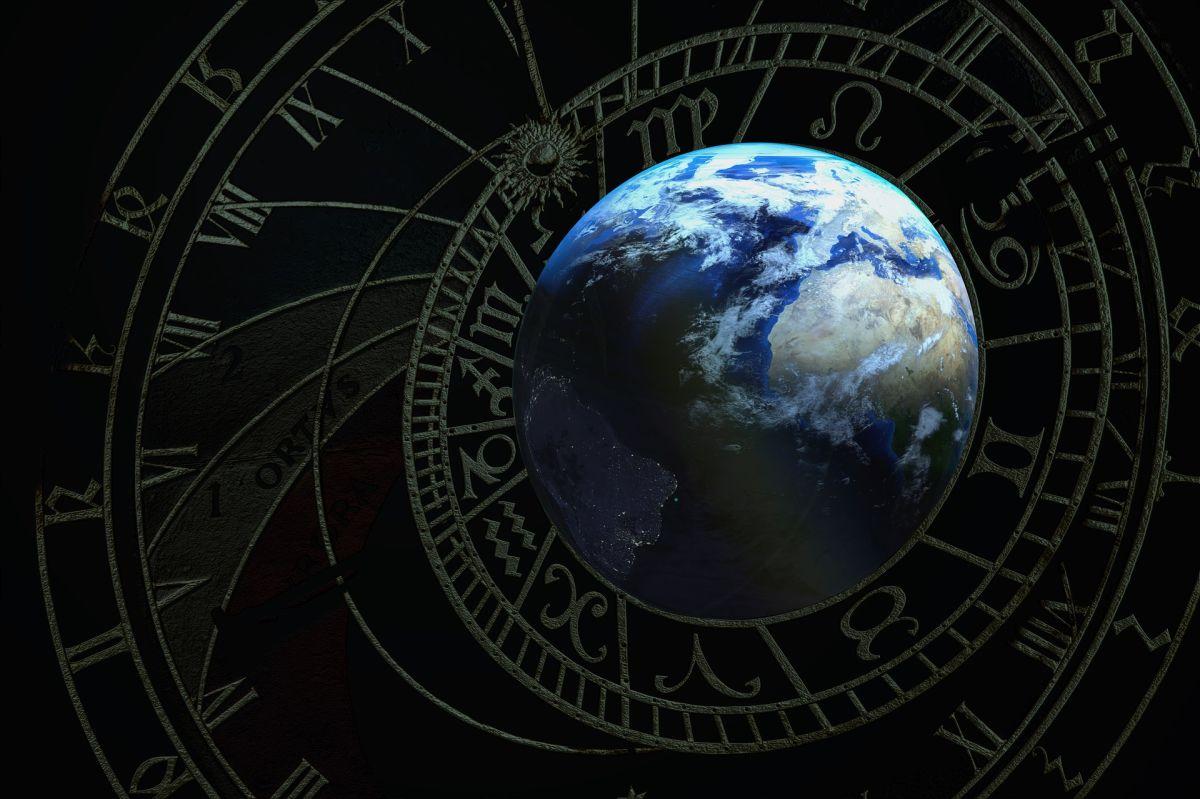 Eventos astrológicos del año.