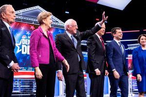 Dónde ver el debate demócrata de esta noche y otras cuatro cosas que debes saber sobre él