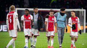 Se confirma el fracaso del Ajax; Getafe los deja fuera de la Europa League
