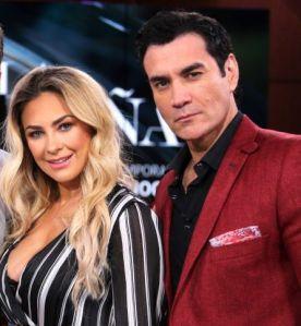 Aracely Arámbula desnuda dentro de la alberca junto a David Zepeda y más sexy que nunca