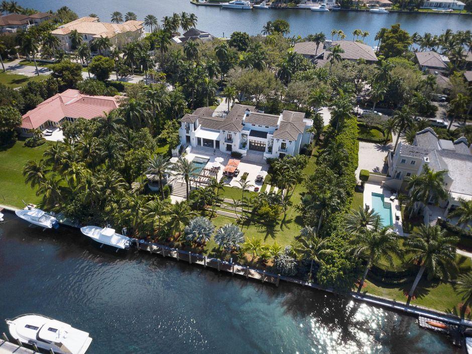 Multimillonario tecnológico subastará su mansión en Coral Gables el día de San Valentín