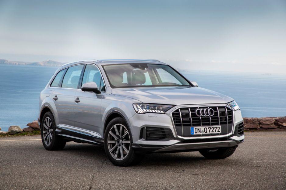 Audi lanzará una versión económica del nuevo Q7 2020