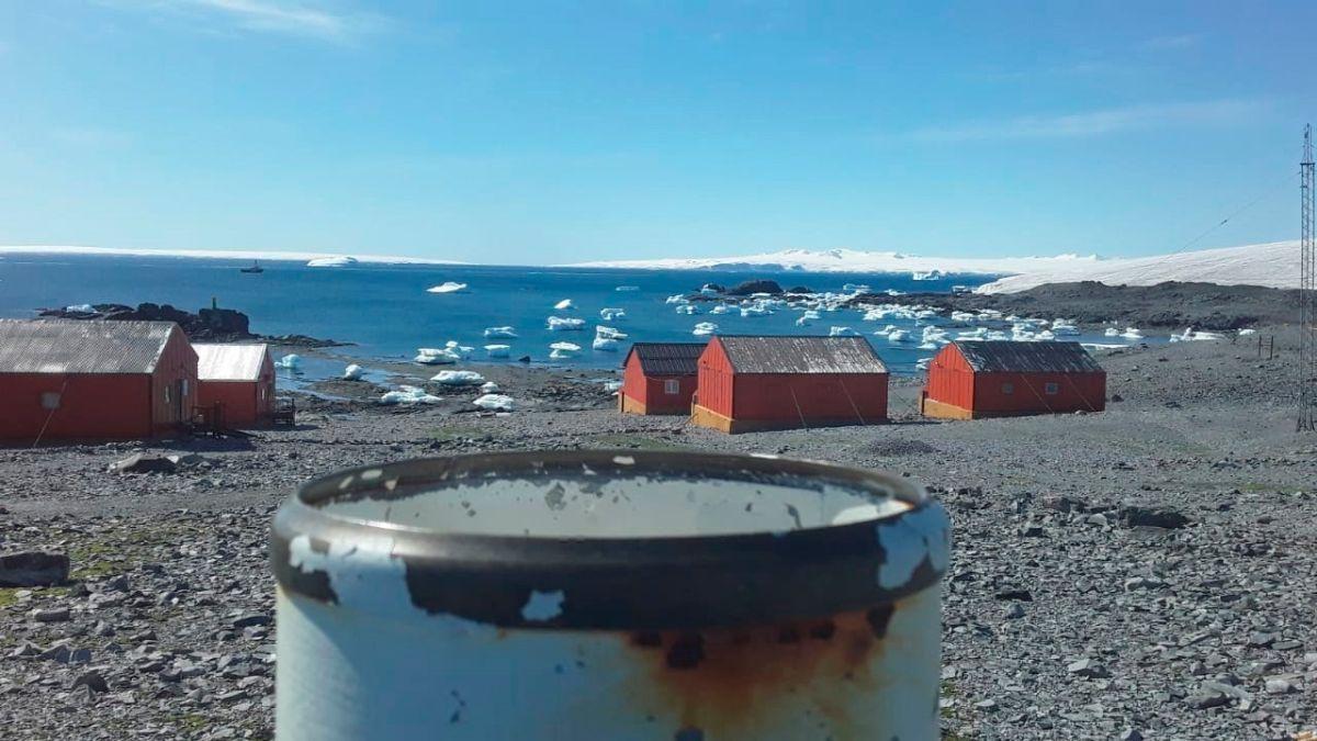 La temperatura más alta desde 1961, en la Antártida, fue registrada en la base Esperanza.