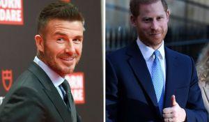 David Beckham revela su opinión sobre el príncipe Harry y el 'Megxit'