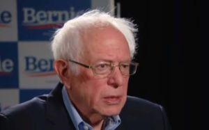 """""""Nicolás Maduro es un dictador"""", Bernie Sanders antes del caucus demócrata de Nevada"""