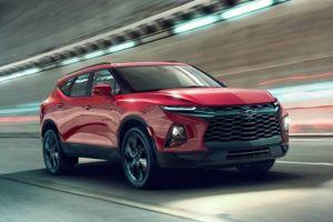Esta es la SUV de Chevrolet con parecido al Camaro