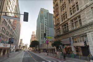 Proponen crear la primera calle sin automóviles en Los Ángeles