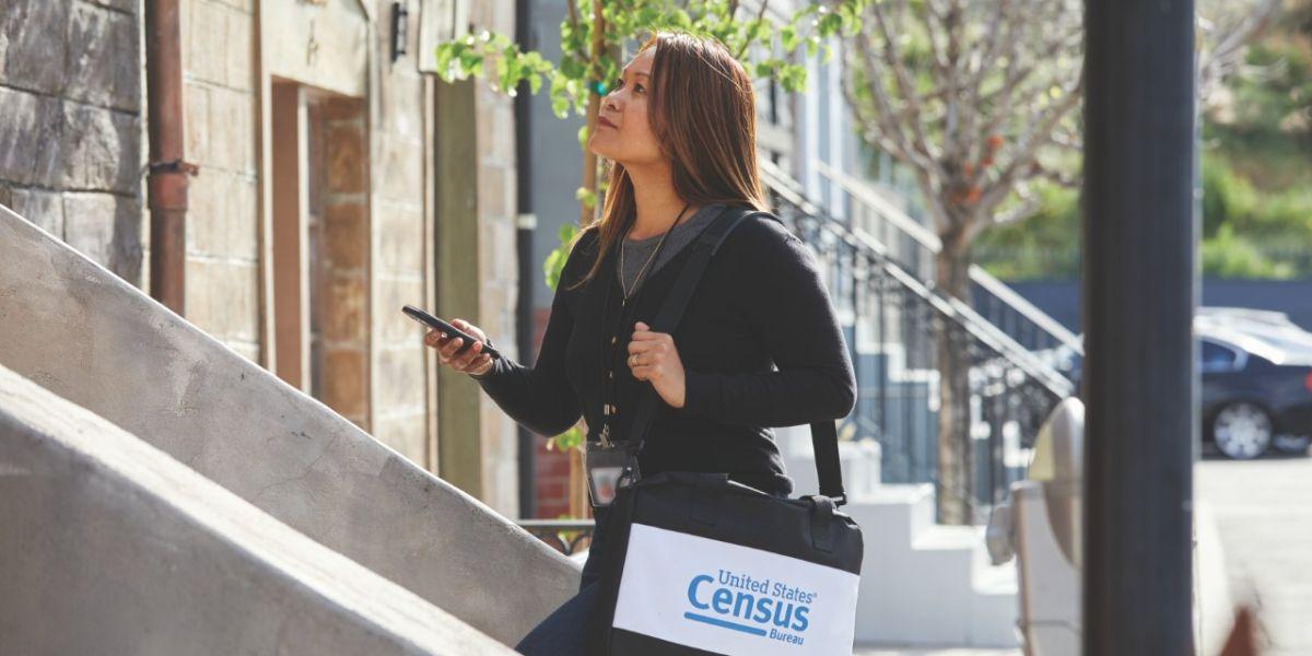 La información recabada por el Censo no es compartida con otras agencias.