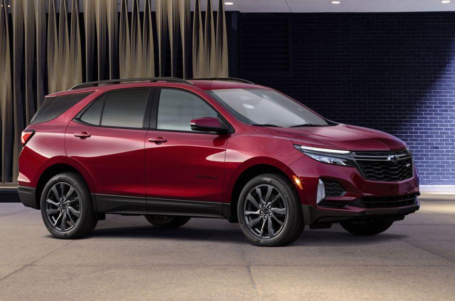 El Chevrolet Equinox se renueva en el Salón de Chicago