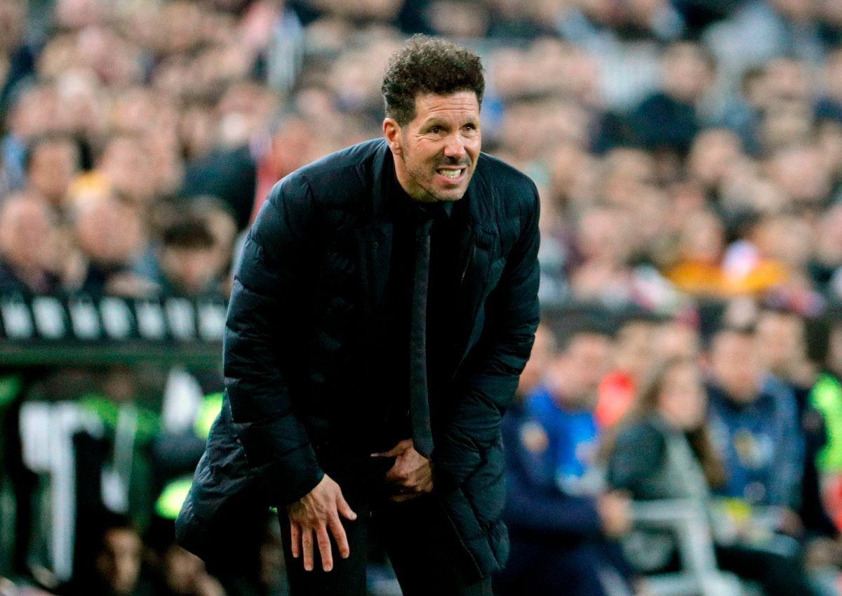 ¡Qué partidazo! Atlético y Valencia sacaron chispas y levantan la mano para pelear por La Liga