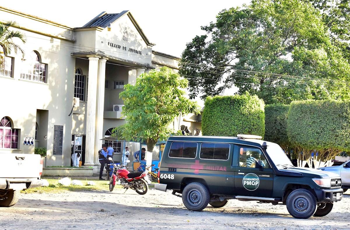 Comando rescata al Porky líder de Mara Salvatrucha y mata a 4 policías