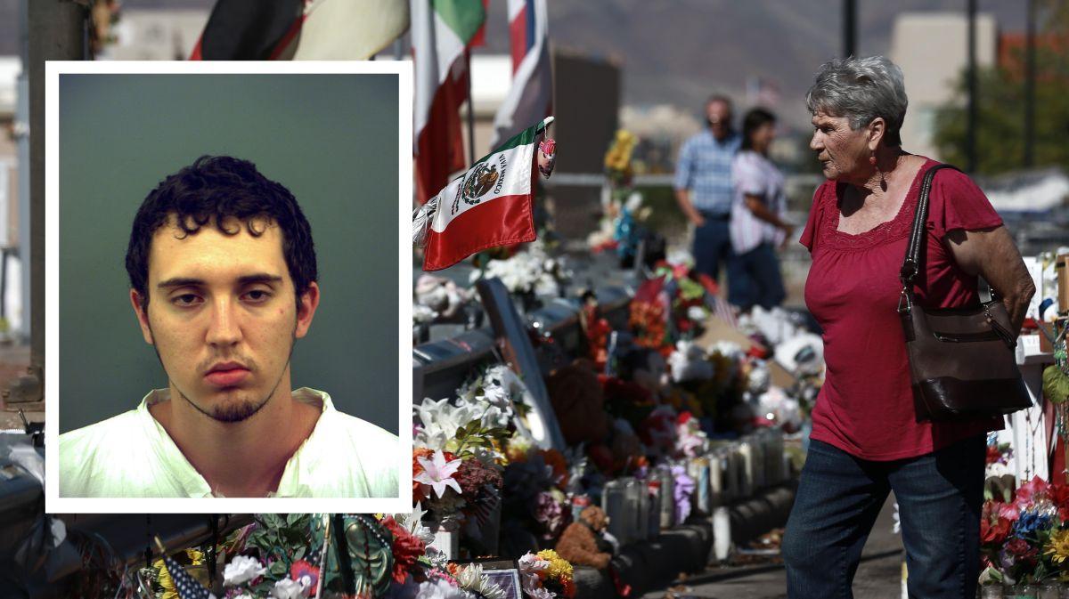 Patrick Crusius está acusado por la masacre de El Paso.