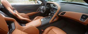 El interior del Chevrolet Corvette C8 2020 gana el premio Wards Auto Best Interiors