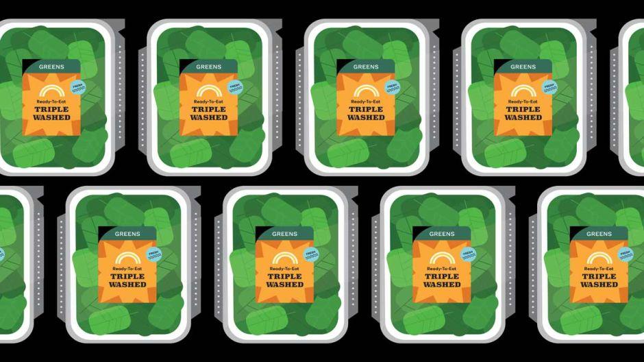 Cómo leer las etiquetas cuando compras lechuga