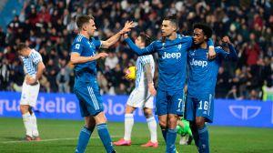 La Juve con Cristiano Ronaldo enrachado visita al Lyon