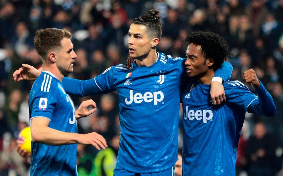 Clásico de Italia entre Juventus e Inter se jugará a puerta cerrada por coronavirus