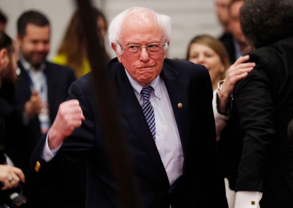 Sanders gana impulso y se perfila como demócrata favorito para pelearle la presidencia a Trump