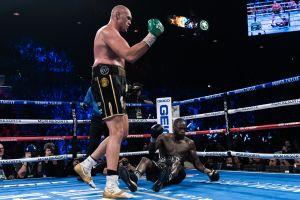 Mauricio Sulaimán asegura que la carrera de Wilder está acabada si pierde nuevamente con Fury