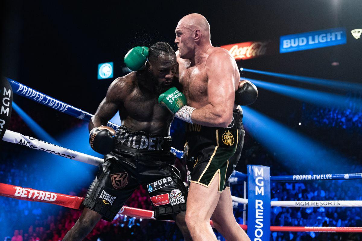Deontay Wilder y Tyson Fury acuerdan fecha para su tercera pelea