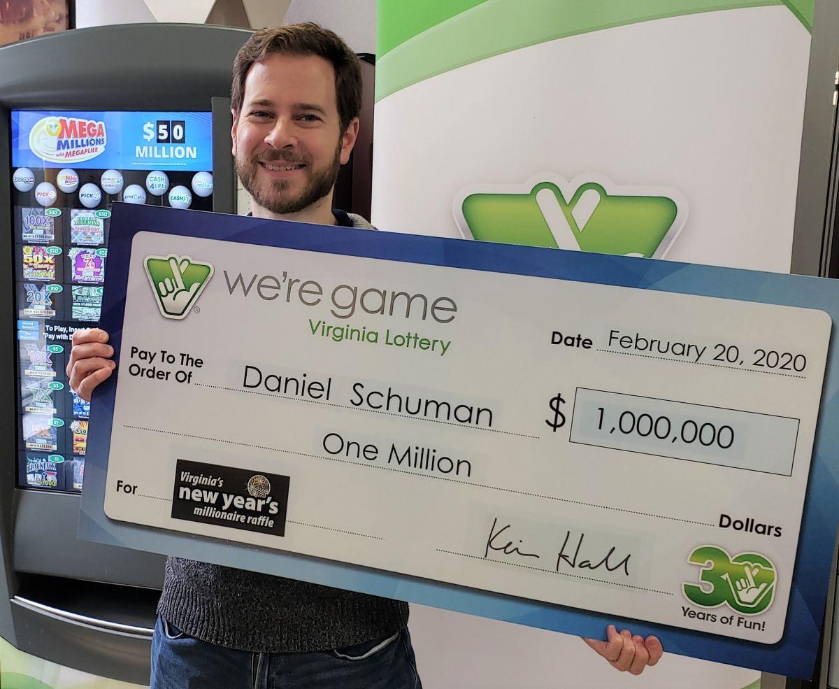 Ganó $1 millón de dólares en la lotería… y sin comprar el boleto