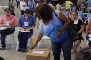 Arden las calles de República Dominicana por suspensión de elecciones municipales por falla en escrutinio automatizado