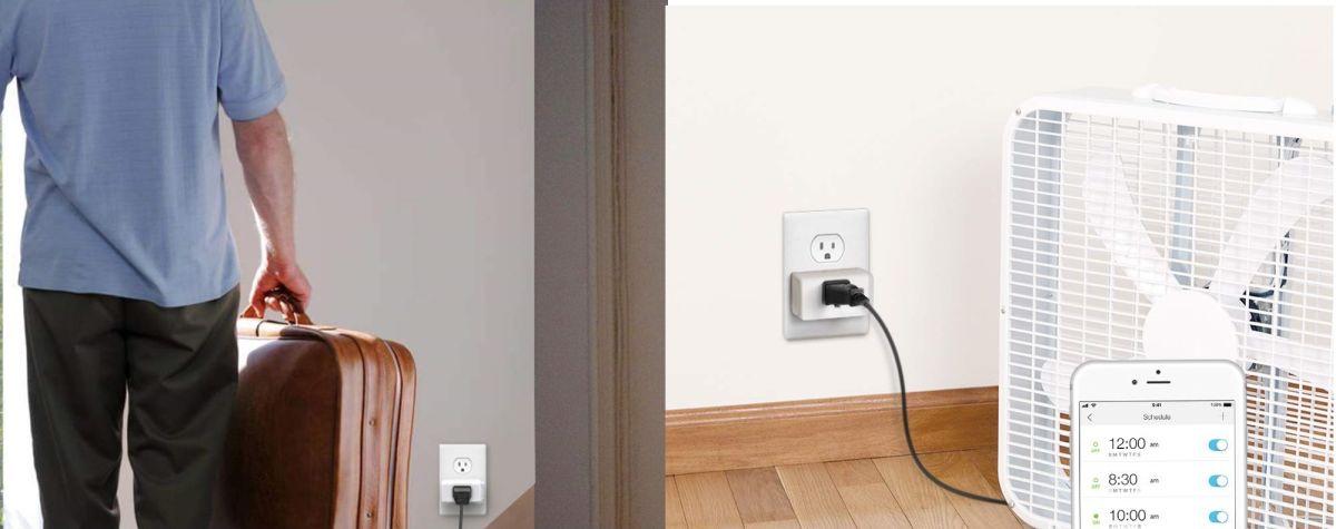 ¿Cuáles son los beneficios de tener enchufes inteligentes en tu hogar?