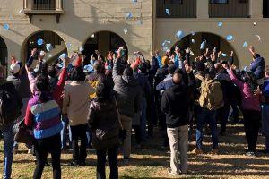 ¡Libres! Primer grupo de evacuados por coronavirus terminan cuarentena