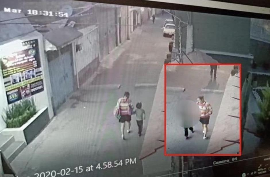 Los presuntos asesinos de Fátima vivieron en casa de la niña. Su mamá cuenta cómo los conoció