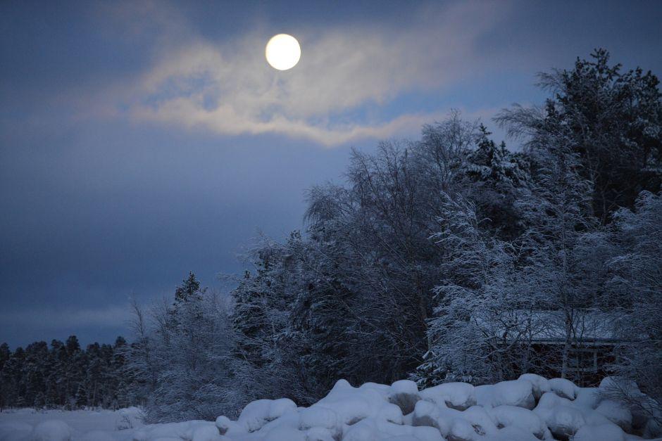 """Una gran """"Luna de Nieve"""" llegará el 8 de febrero"""
