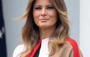 ¿Qué se sabe del supuesto romance de Melania Trump con jefe de seguridad de Tiffany?