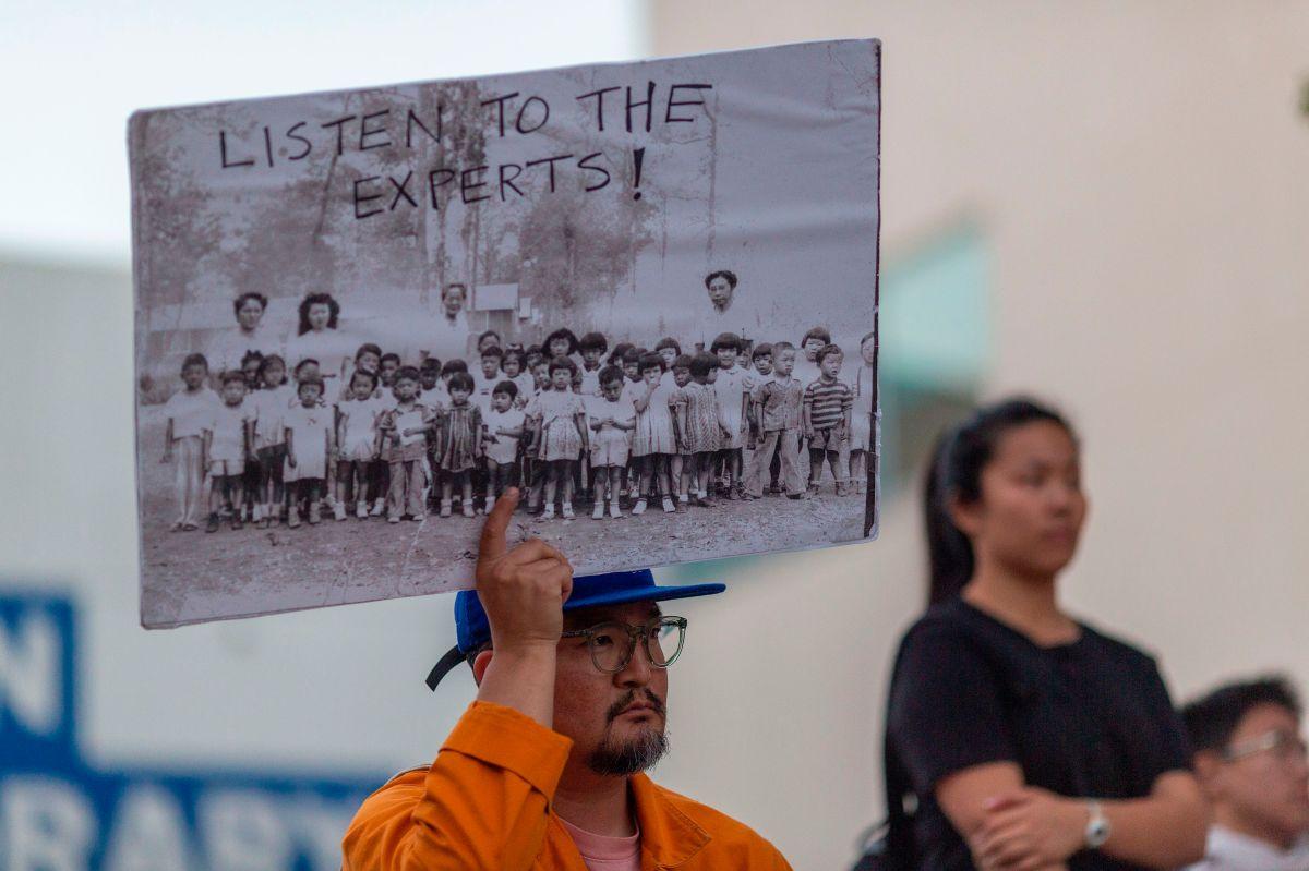 De los campos de concentración para japoneses a los centros de detención de ICE… la misma historia