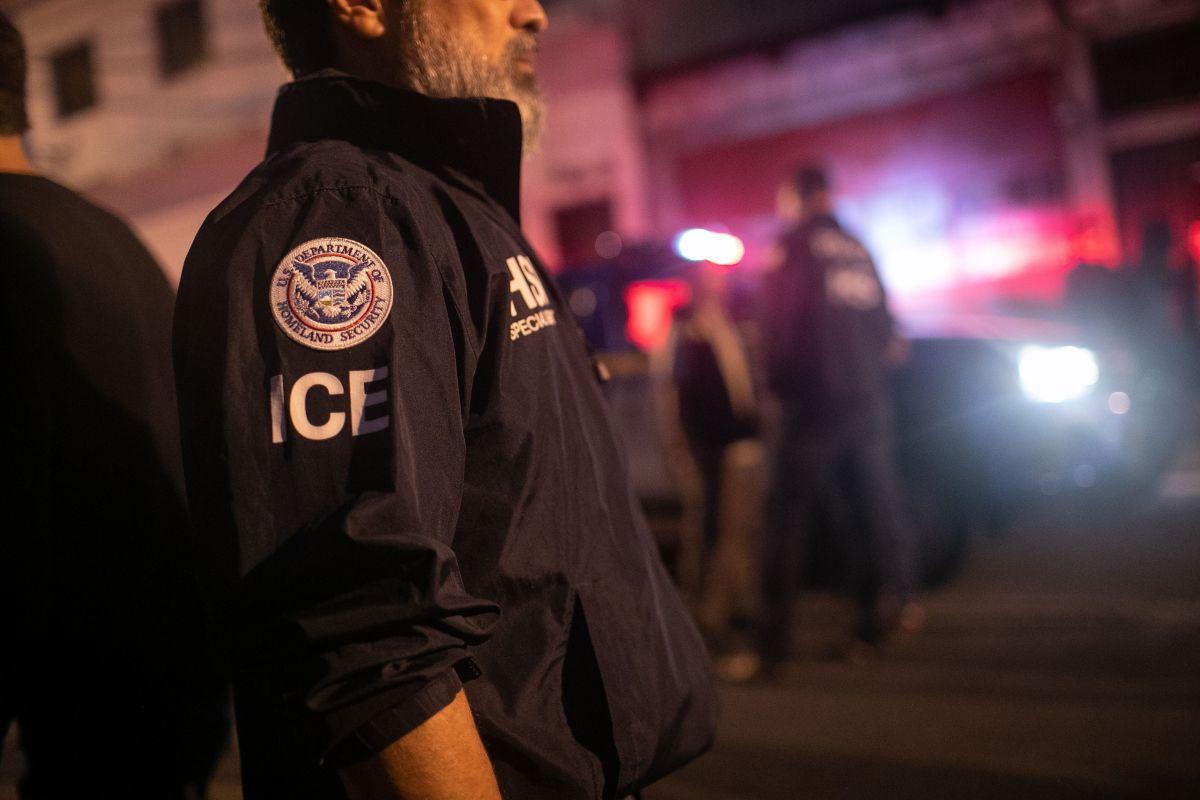 ICE puede realizar operativos casi en cualquier lugar.