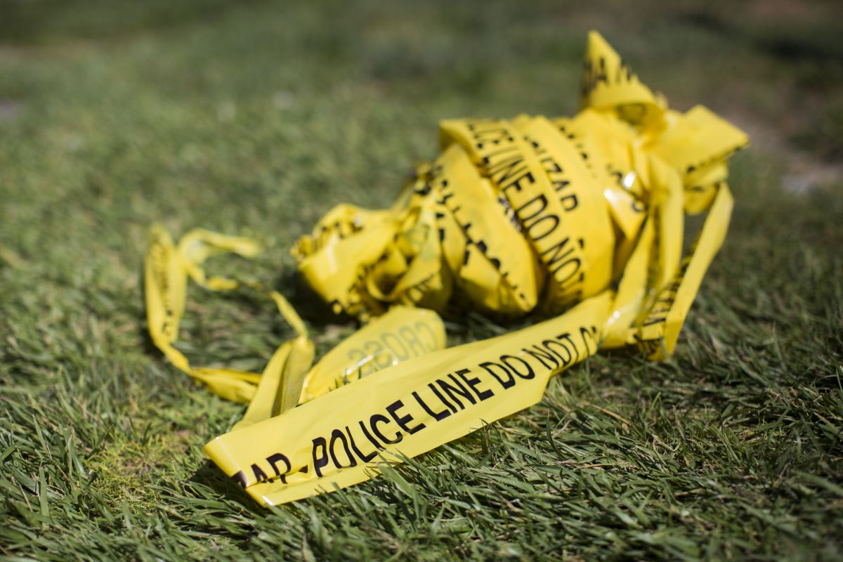 La escena del crimen fue en Houston.