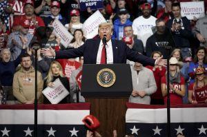 Trump logra exitosa estrategia de reelección