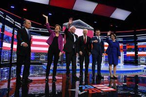 Candidatos demócratas se preparan para ganar el voto latino en el 'Super Tuesday'