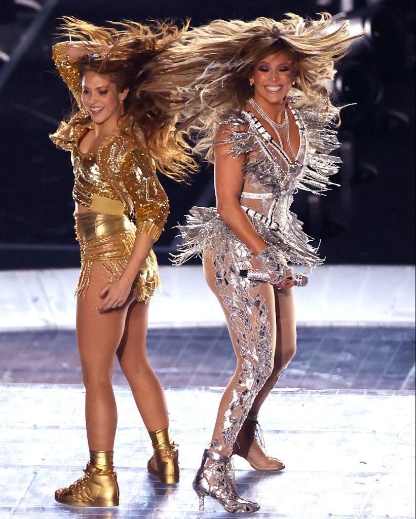 Shakira y Jennifer López convirtieron el Super Bowl 2020 en una fiesta latina sin precedentes