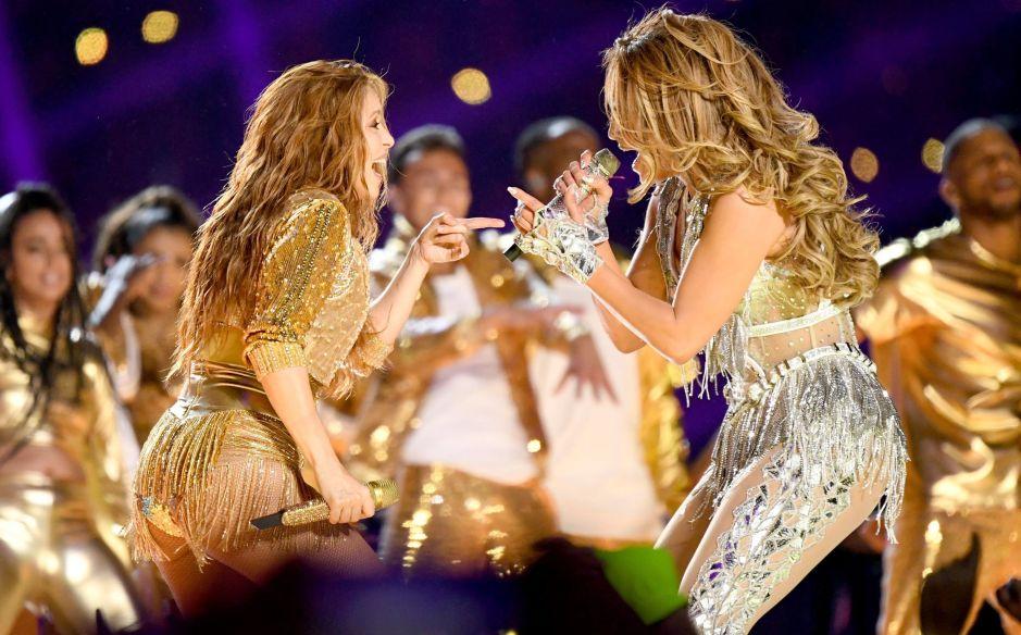 Así comprobó Jennifer López que las caderas de Shakira no mienten