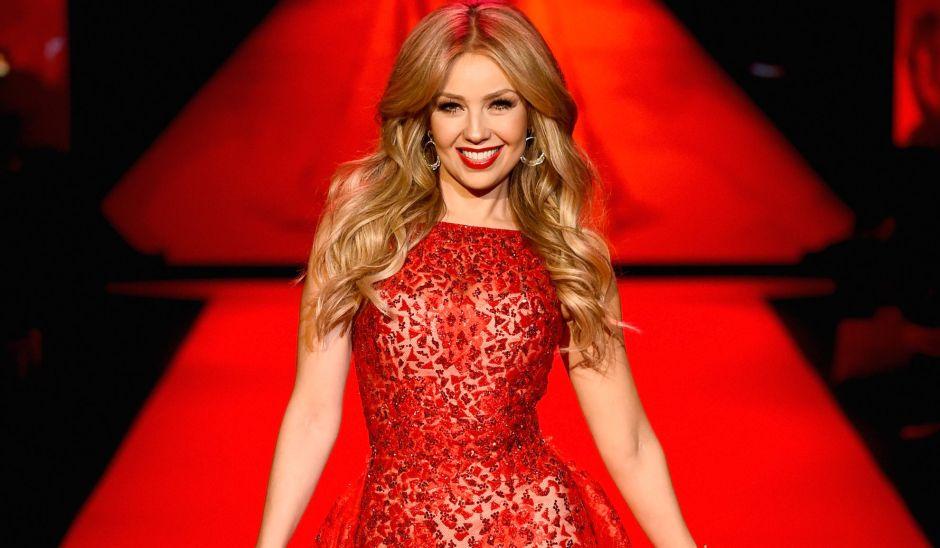 """Thalía sorprende a sus fans recordando el personaje """"María la del barrio"""""""