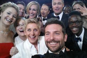 La famosa selfie del Oscar no envejeció muy bien