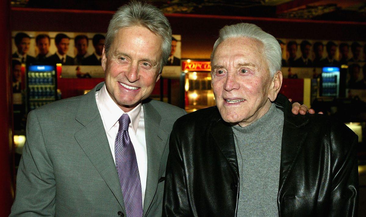Falleció Kirk Douglas a los 103 años de edad