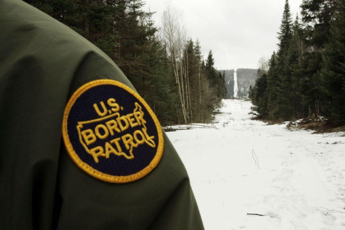 Arrestan a inmigrantes que cruzaron la frontera hacia EEUU, pero por Canadá