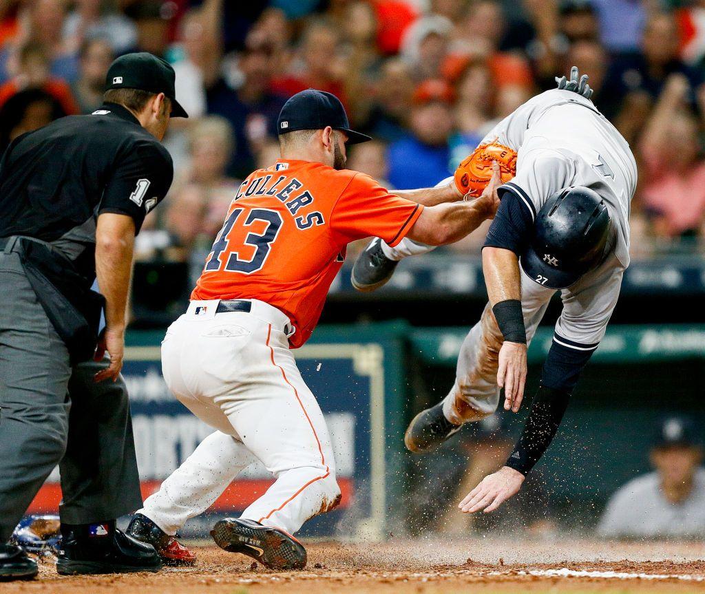 Yankees y Astros disputando el cetro de la Liga Americana en 2017
