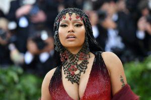 Así es el lujoso anillo que Nicki Minaj recibió en su boda secreta