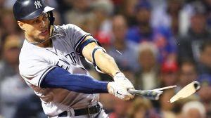 """Giancarlo Stanton dice que si fuera tramposo como los Astros """"conectaría más de 80 jonrones"""""""