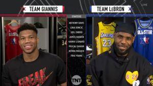 ¡Hay tiro! Así quedaron los equipos para el Juego de Estrellas de la NBA