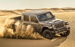 Conoce la nueva y poderosa Gladiator Mojave de Jeep